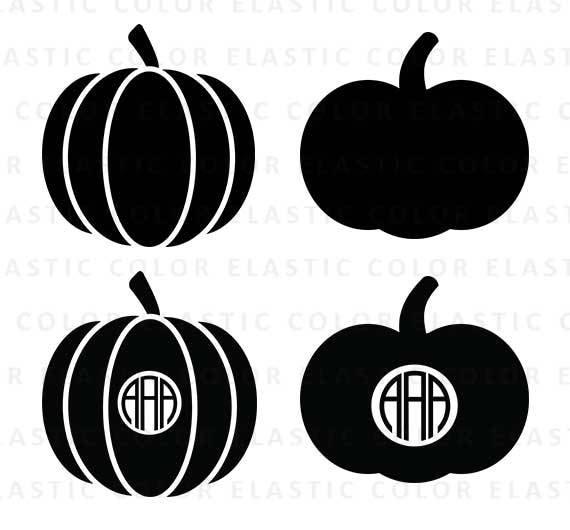 Pumpkin Svg File Pumpkin Clipart Pumpkin Clip Art Vector Etsy