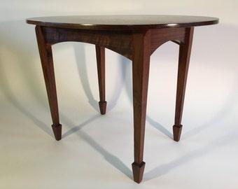 Rackleff Oval End Table