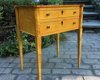 West Hill 2-Drawer Stand
