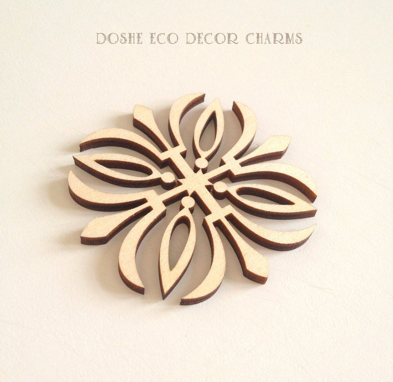 c758acef36dc5 Laser cut wood ornamental detail   Wood cutouts   Wood