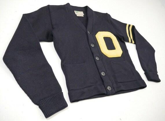 Vintage University of Oregon 1930s Official Sweate