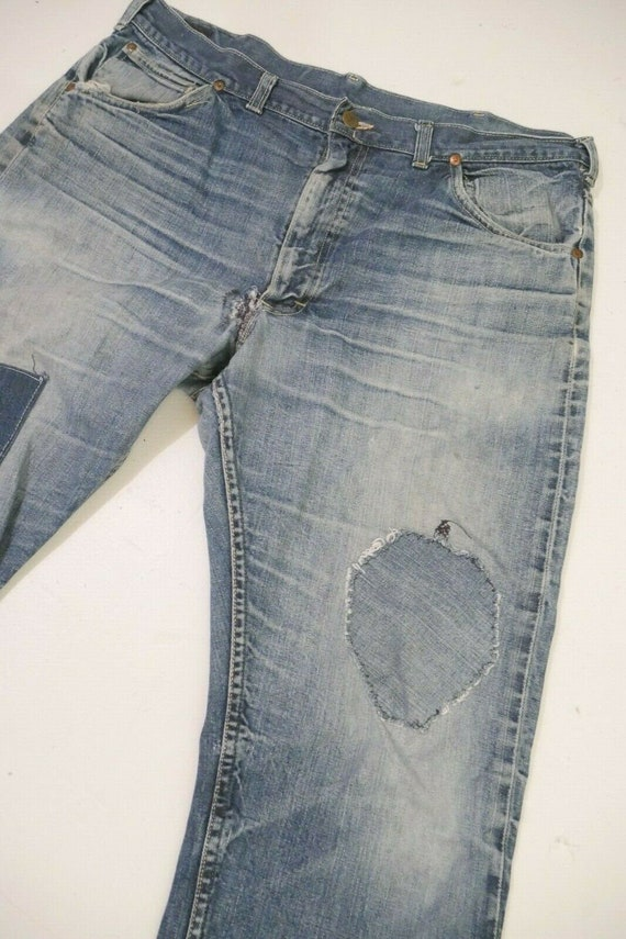 Vintage Lee Riders Jeans Talon Zip Sanforized 35x2
