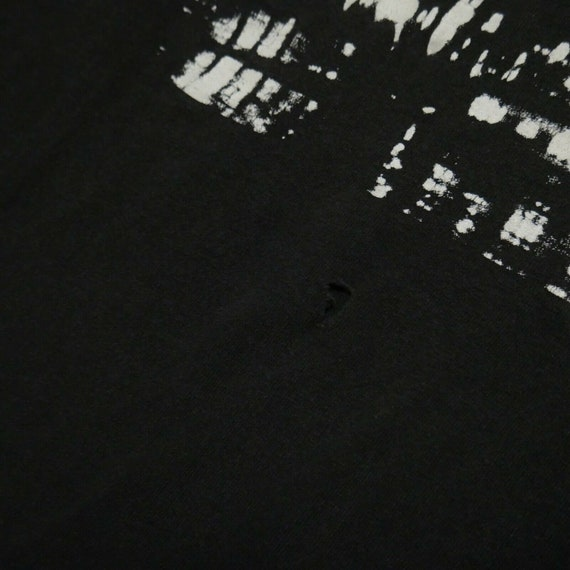 The Clash Vintage T-Shirt Oneita XL The Only Band… - image 6