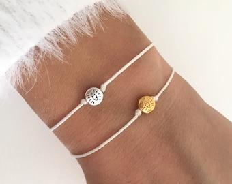 Evil Eye Wish Bracelet, Friendship Bracelet, Gift jewelry, Protection Bracelet, Wish bracelet