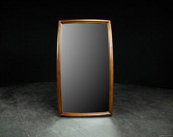 baa4936cfd013 Mid century modern wall mirror