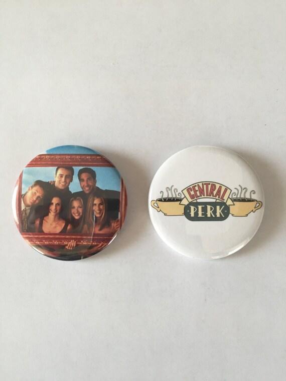 Friends Pinback Buttons