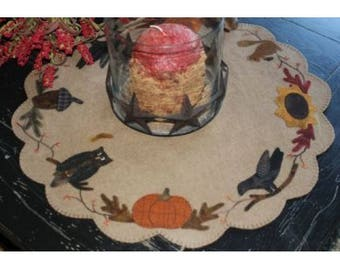 Autumn Table Mat