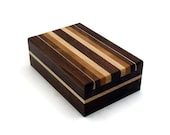 Sliding Dovetail Lid Box - Collection 2
