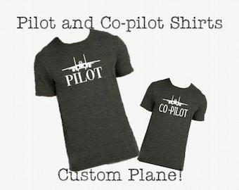 74be1853 Co-Pilot/ Pilot shirt