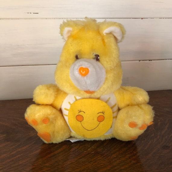 NOS Vintage Care Bear Keychain New Old Stock! Funshine