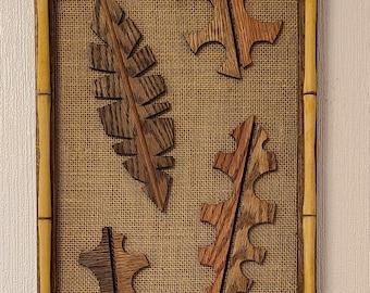 Tiki Art Wall Art Panel