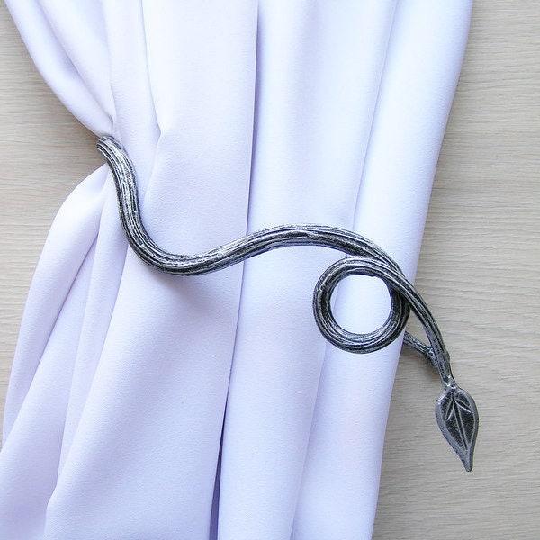 Curtain Tie Backs Curtain Tieback Wrought Iron Curtain