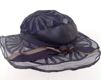 Cappelli Cerimonia It Vintage Da Etsy qBpxwrqZ7