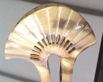 Edwardian o pelo de la década de 1920 celuloide antiguo plástico