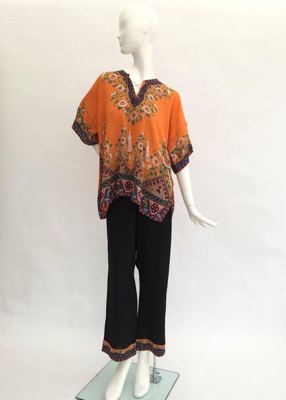 1920s pyjamas silk vintage antique Japanese