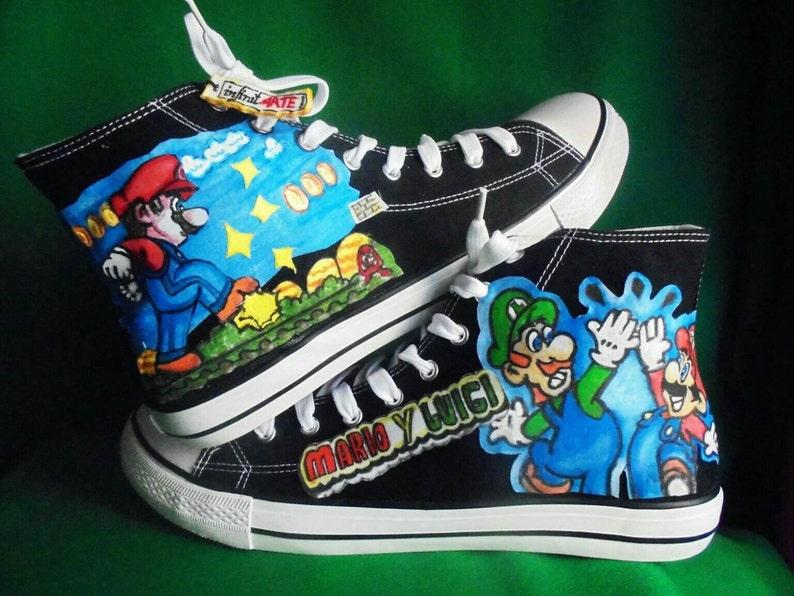 abf1acf45ea Super Mario   Luigi Shoes