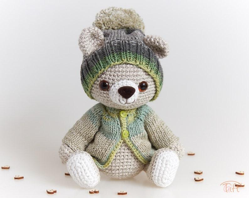 28 Cute Amigurumi Teddy Bear Designs | Baykuş, Oyuncak, Amigurumi | 630x794