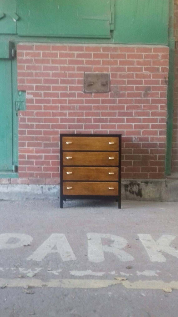 Commode Peinte Meubles Mobilier Recycle Tallboy Armoire Etsy