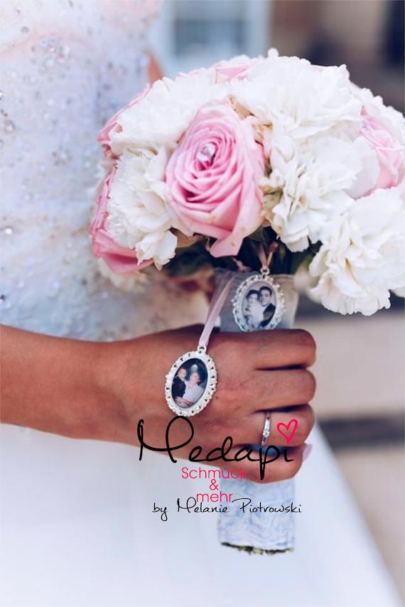 Memorial Anhänger Brautstrauß Wedding Hochzeit mit | Etsy