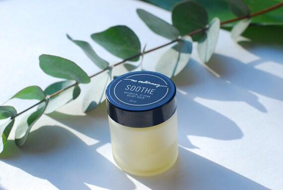 No Ordinary Soothe Botanical Eczema relief Balm Natural skin treatment Healing calendula balm. Dry, delicate, sensitive,damaged skin.