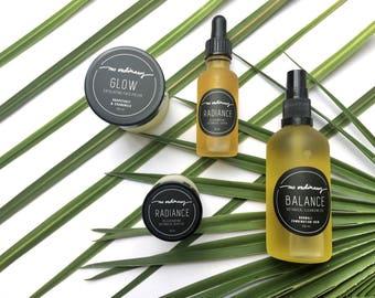 No Ordinary Skin Botanical Essential Pack. Natural Skincare Set. No Ordinary Gift Set.