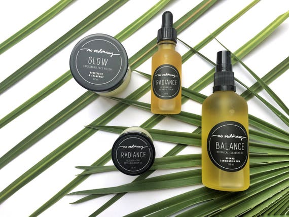 No Ordinary Skin Botanical All-You-Need Pack