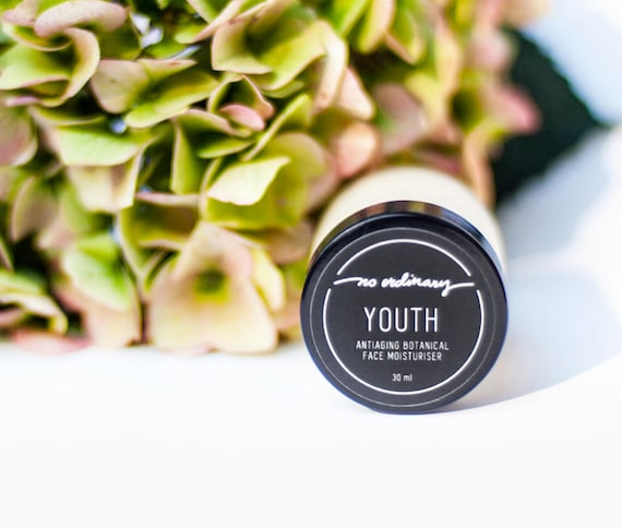 No Ordinary Youth Anti Ageing Botanical Moisturiser 30ml