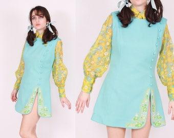 Aqua Majorette Dress