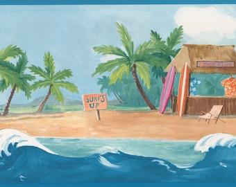 83ca685d64f5 Nautical Wallpaper Border 2910 KL