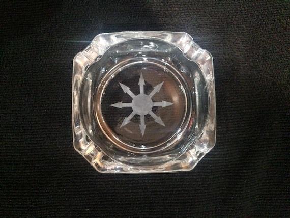 Chaos Magick Ashtray Magic Esoteric Chaos Star Symbol Success Result Based  Austin Osman Spare