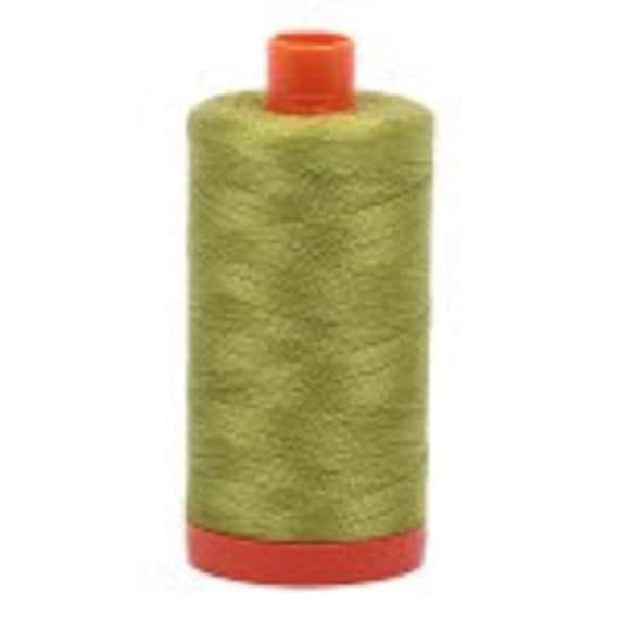 Aurifil Thread Mint Small Spool 2830 - 50wt