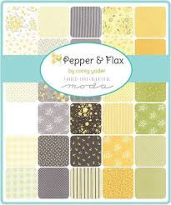 Moda PEPPER AND FLAX Sprig 29047 17 Quilt Fabric By The Yard By Corey Yoder