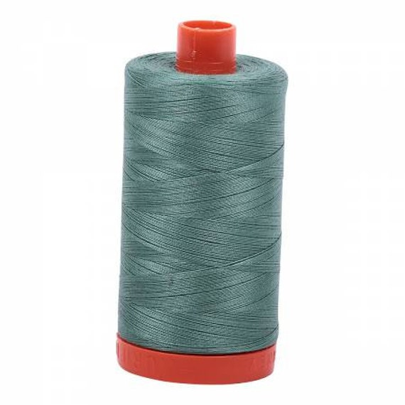 AURIFIL 50 WT COTTON THREAD FREE SHIPPING WITH THE PURCHASE OF 4 OR MORE