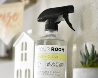 Room and Linen Spray | Air Freshener | All-Natural Freshener | Natural Deodorizer | Gift Idea
