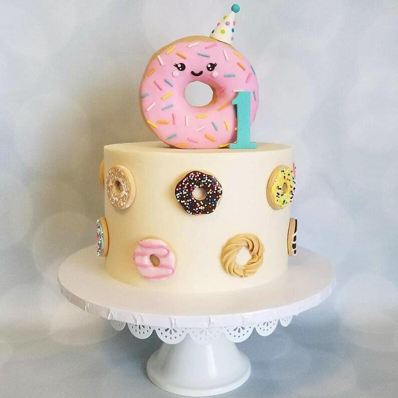 Donut Cake Topper image 0