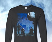 Halloween Star Wars Fan Shirt, Long Sleeve