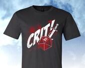 Crit! RPG Shirt