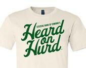 Official Heard on Hurd Event Shirt