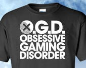 O.G.D. Obsessive Gaming Disorder