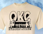 Oklahoma City Farmer Market Shirt