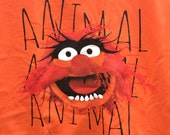 Muppets Animal Fan Shirt, Youth Sizes