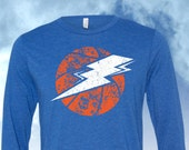 Oklahoma City Basketball Fan Shirt, Long Sleeve
