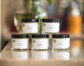 Geranium + lime   Body Butter   All Natural
