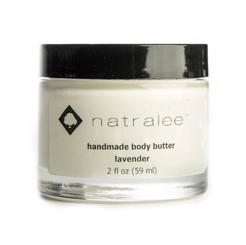 Lavender  Body Butter  Sleep  Night treatment  All Natural image 0