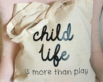 More Than Play Tote