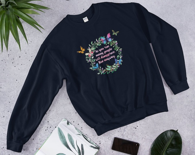 Featured listing image: Rise Anyway Sweatshirt
