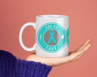 Zap of Caff Mug