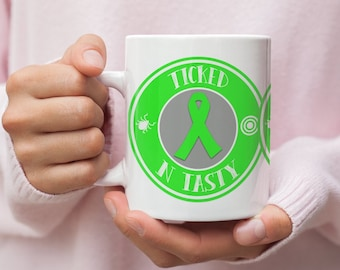 Ticked N Tasty Mug