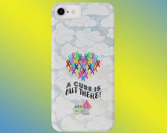 Cure Is Out There Phone Case