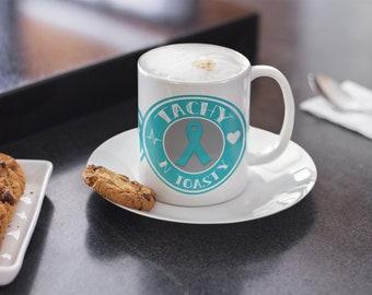 Tachy N Toasty Mug